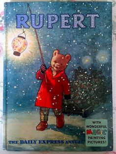 My favourite Rupert 1960 - This is the one I had!