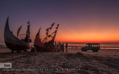 End of Day by SantoshPathak. Please Like http://fb.me/go4photos and Follow @go4fotos Thank You. :-)