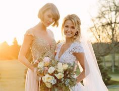 Taylor Swift's BFF's wedding - Inspired by This