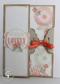 Love for Stamping: Create with Connie and Mary: Spring 2014 Color Challenge