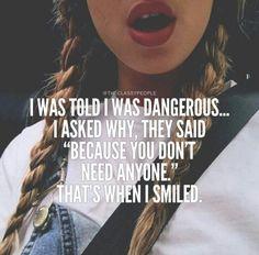 be dangerous
