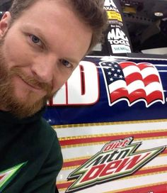 Dale Jr 2014 ~ 2 time Daytona 500 winner!