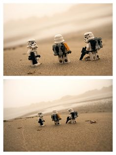 /by spazmock #flickr #LEGO #StarWars