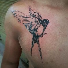 #tattoo #bird #birdtattoos #tattoos #instatattoo #nature #tattooofinstagram