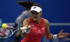 Tennis: Radwanska Beat Caroline Wozniacki in China…