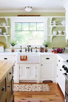 """View this Great Country Kitchen with Custom hood & Hardwood floors. Discover & browse thousands of other home design ideas on Zillow Digs."""