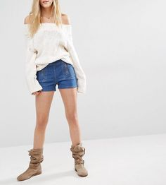 @freepeople has done it again with their Be Mine Zipper Shorts! We are in the middle of summer and these should be your go to shorts! . . . . . . . #freepeople #wethefree #fp #fpstyle #boho #shorts #summertime #shopbrothers #brothersontheblvd #shoponline #shopbrothersonline #bohostyle