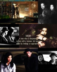 torpe: a man who is desperately in love with a woman but cannot admit his feelings or approach her | So yeah, Toby :)