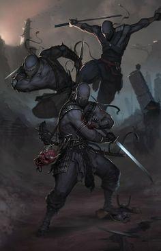 Ninjas!! >:0 <3