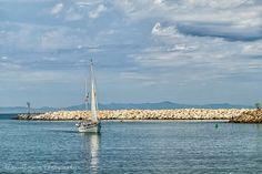 Ventura Harbor Breakwater-DW