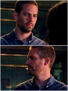 Paul Walker - FF6 love this scene Paul together with Michelle