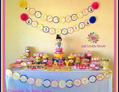 Despicable Me Baby #3 - Baby Shower its a GIRL
