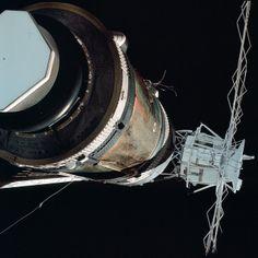 Skylab 2 fly-around inspection | Flickr - Photo Sharing!
