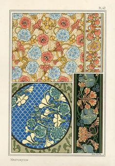 Grasset, Eugene - Pochoir Prints 1896