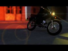 Simson S51 Cinema 4D Animation - YouTube