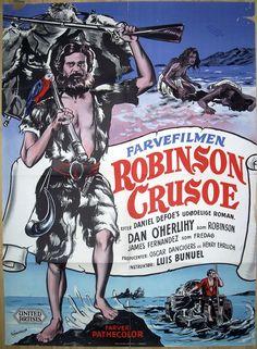 """The Adventures of Robinson Crusoe ..."