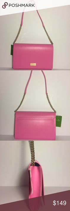 63b231a343a7 ♤️Kate Spade arbour hill angelea Beautiful all leather Kate spade shoulder  bag. Color is