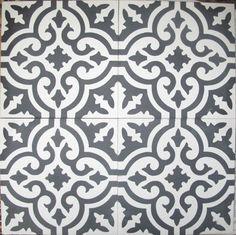 moroccan bazaar reproduction tile from Jatana Interiors