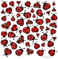 about Ladybug Tattoos on Pinterest   Tattoos for ladies Luck tattoo ...