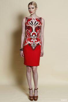 Just like a fairytale - dress by Naeem Khan