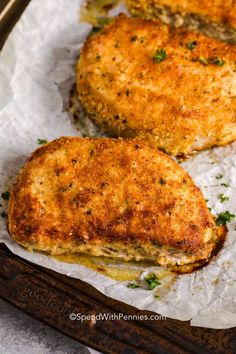 Butterfly Pork Chop Recipes, Easy Pork Chop Recipes, Pork Recipes, Cooking Recipes, Crockpot Recipes, 30 Min Meals, Easy Meals, Oven Fried Pork Chops, Pork Chops