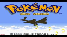 Welcome to the world of Poke'mon as we embark on an adventure. To travel the world, make new freinds, and capture more poke'mon. To become the most strongest trainer in the world! Nintendo Pokemon Games, Gameboy Color Pokemon, Gold Pokemon, New Pokemon, Online Video Games, Retro Video Games, Route 35, Just Video, Indie