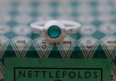 Hey, I found this really awesome Etsy listing at https://www.etsy.com/listing/183093663/emerald-ring-set-in-sterling-silver