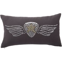 Bring a bit of the Andrew Charles line into your home with this brand design throw pillow by Andrew Charles.