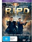 R.I.P.D. - Available for loan from Wagga Wagga City Library.