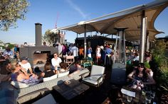 London's best rooftop bars: Boundary in Shoreditch