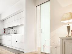 Syntesis® Line - Eclisse, portes coulissantes et battantes