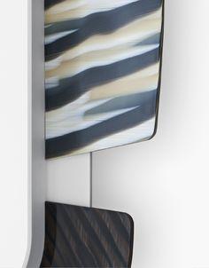 Jean Baptiste FATREZ - Mask Mirrors - Acetate panels