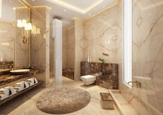 Zen Bathroom Decor Ideas Elegant Modern Bathroom Model Bathroom In 2019 3d Bathroom Design, Zen Bathroom Decor, Master Bathroom, Bathroom Ideas, Bathroom Organization, Residential Interior Design, Modern Interior Design, Layout Design, Modern Bathrooms