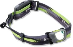 Black Diamond Sprinter Headlamp with rechargeable battery, $70 #running