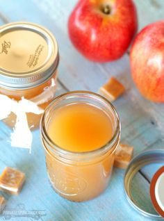 Caramel apple moon shine; http://pinkheelspinktruck.com/caramel-apple-moonshine/