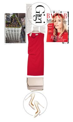 Gigi by loeswhite on Polyvore featuring polyvore fashion style Acne Studios Christian Louboutin Givenchy clothing