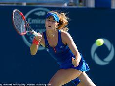 Alize Cornet | por Jimmie48 Tennis Photography Tennis Photography, Tennis Racket, Sports, Gamer Girls, Hs Sports, Sport