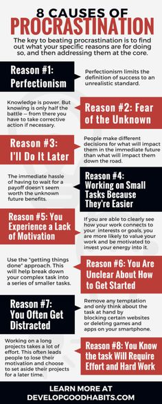 Top Ten Everyday Living Insurance Plan Misconceptions Why We Procrastinate Reasons For Procrastination 8 Causes Of Procrastination What Keeps Us From Getting Things Done, How To Fix It And Increase Productivity. Self Development, Personal Development, Leadership Development, Leadership Tips, Professional Development, Now Quotes, Faith Quotes, Bulletins, How To Stop Procrastinating