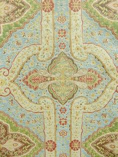 BAKU MULTI #kilim #multi-colored #woven-fabrics