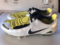 1e7b80a05b Nike Total 90 Laser FG Soccer Cleats Mens Size 11 Air Zoom