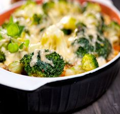 Recipes/Dinner/Broccoli-Casserole | Zone Diet | Home of Anti-Inflammatory Nutrition