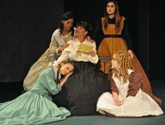 Curtain goes up on musical version of 'Little Women'  http://www.gastongazette.com/lifestyles/entertainment/curtain-goes-up-on-musical-version-of-little-women-1.325408