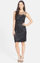 See Price For Mikael Aghal Bead Embellished Lace Illusion Dress Here : http://www.thailandpriceza.com/go.php?url=http://shop.nordstrom.com/S/mikael-aghal-bead-embellished-lace-illusion-dress/3676153?origin=category&BaseUrl=All+Women%27s+Clothing