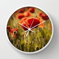 Wall Clocks by Originalaufnahme | Society6  #posters #artworks #graphic design #texture #inspiration #artists #stretched canvas #illustrations #room #products #pretty #colour #inspiration #Wall Art #Home Decor #Throw Pillows #Cards #Mugs #Shower Curtains #Wall Tapestries #Duvet Covers #Rugs #Wall Clocks #Art Prints #Framed Art Prints #Canvas Prints #Editions #Wall  Tapestries #holidaze #christmas