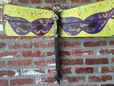 Perseus the Mardi Gras Fly$55
