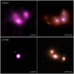 Galaxies Hit Single, Doubles, and a Triple (Growing Black Holes) | NASA