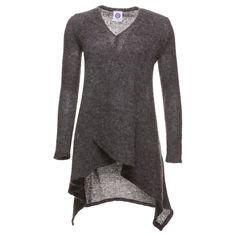 Karen Icelandic Wool Open Cardigan Light Comfortable Everyday