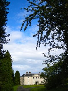 Avondale, Co Wicklow, home of Charles Stewart Parnell (Photo by Zuzanne)