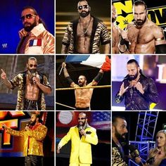 Head over to my Facebook ( Tom La Ruffa ) for a look back in pictures on my 3.5 years with WWE/NXT !