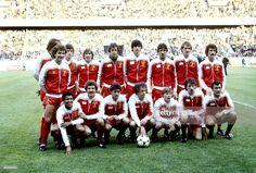 LIVERPOOL Campeón de Europa 1981